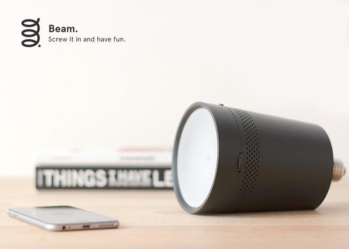 Beam Smart Projector