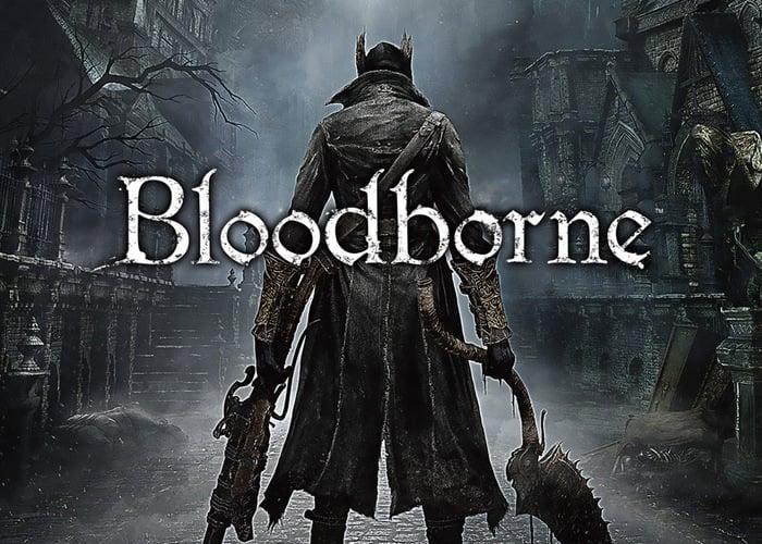 Blood borne PS4