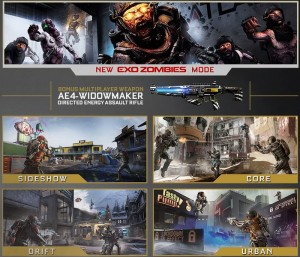 Advanced Warfare Havoc DLC Launching Feb 26th For PlayStation And PC (video)