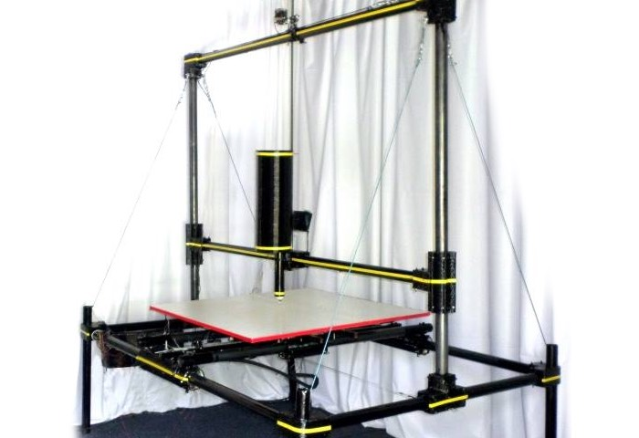 Cheetah 3.1 3D Printer With Massive Build Area Launches For $8,600