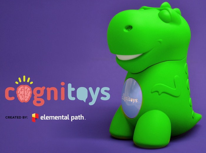 CogniToys smart toy
