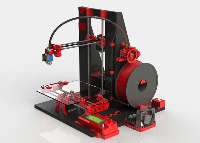 Fabrap 3 3D Printer