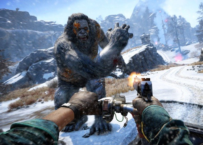 Far Cry 4 Valley of the Yetis Release Date