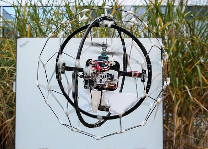 Flyability Rescue Drone