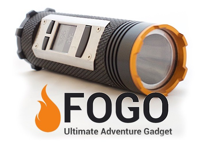 Fogo LED Flashlight