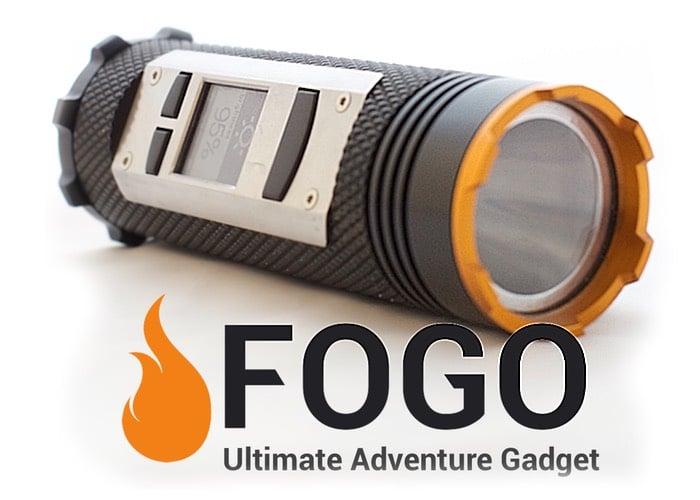 Fogo LED Flashlight