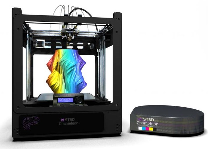 Full Color Desktop 3D Printer