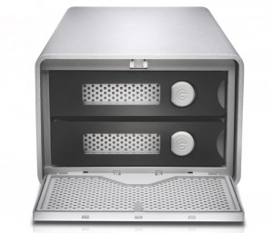 G-Technology G-RAID Enclosures Unveiled By HGST