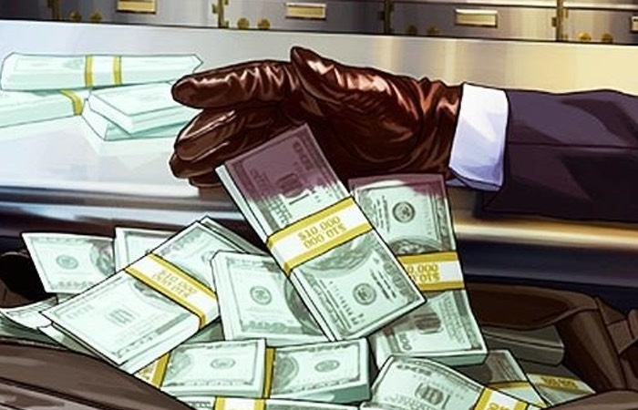 Grand Theft Auto 5 Sales