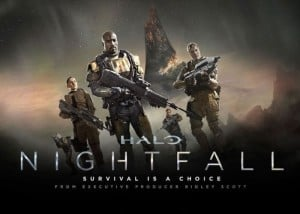 Halo Nightfall DVD And Blu-ray Launch On March 17th 2015 (video)