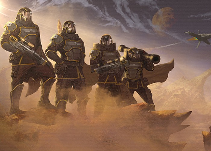 Helldivers launch date