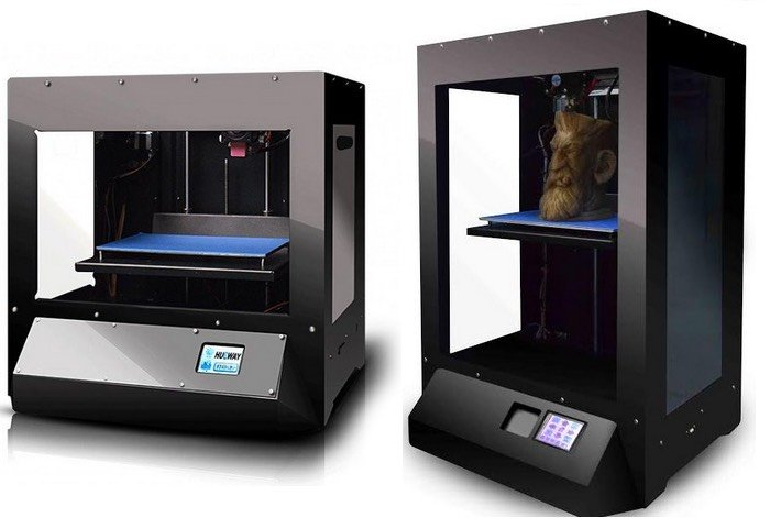 Hueway Unveils Two New 3D Printers