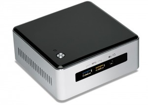 Intel NUC Core i7 Broadwell Mini PC With Iris Graphics Unveiled