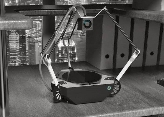 Krak3n 3D Printer