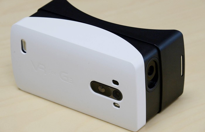 LG G3 Virtual Reality Headset