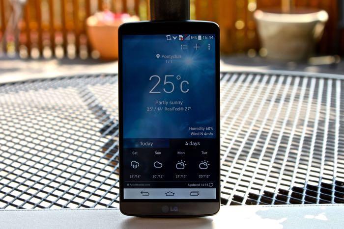 LG G3 có thể sẽ không được cập nhật 5.1 mà sẽ nhảy thẳng lên Android M. - 77145