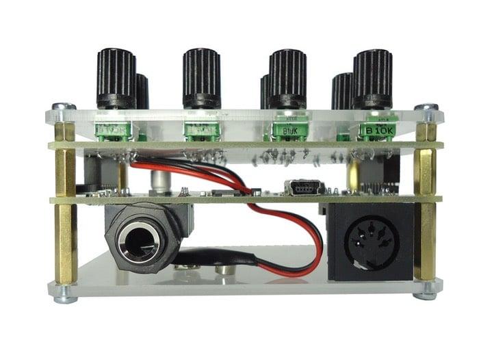 MIDI Synthesiser