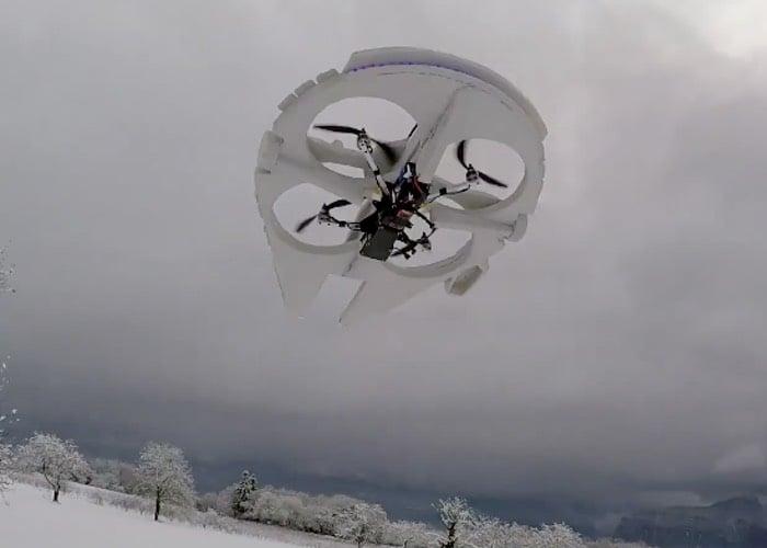 Millennium Falcon drone-1