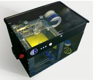 NVBOTS Unveils NVPRO 3D Printer Designed To Run 24/7 (video)