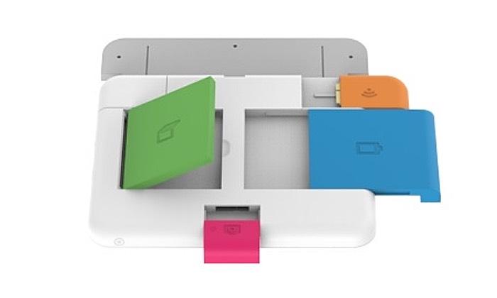 OLPC Hybrid Tablet