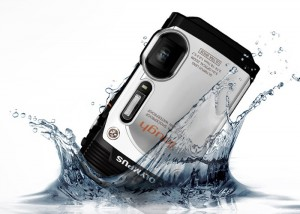 Olympus TG-860 Rugged Compact Camera