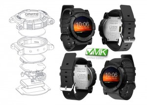 Racer Omate Smartwatch To Be Built In Africa (video)