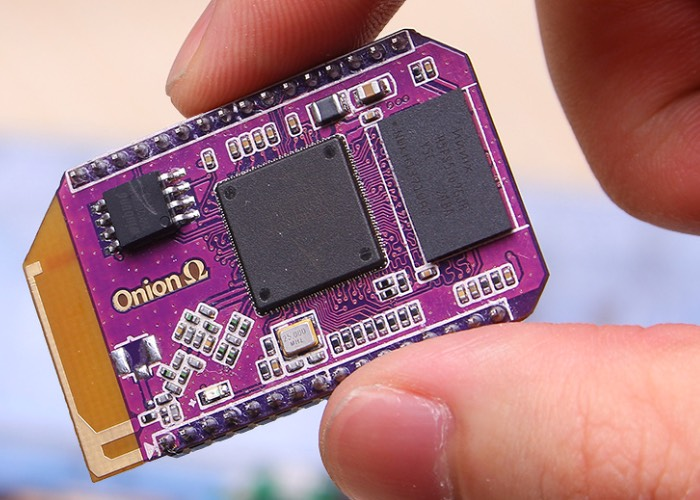 Onion Omega - Internet of Things