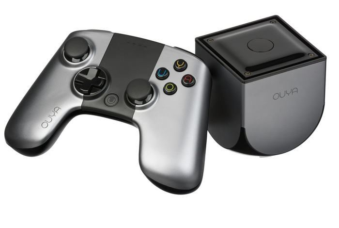 Ouya-Android Games Console