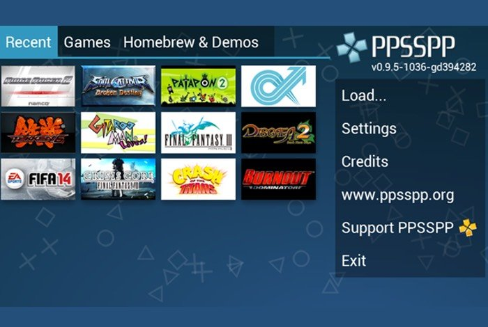Playstation Portable Ppsspp Emulator Now Available Via Play Store