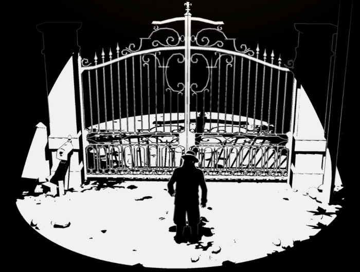 PS4 White Night