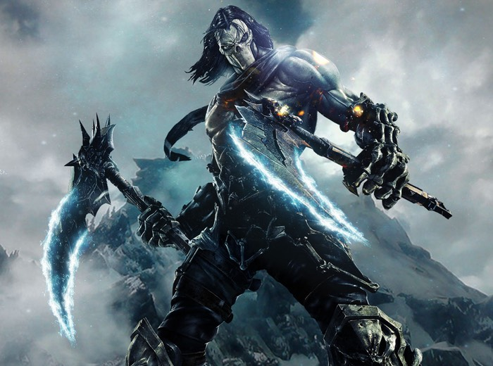 PlayStation 4 Darksiders 2