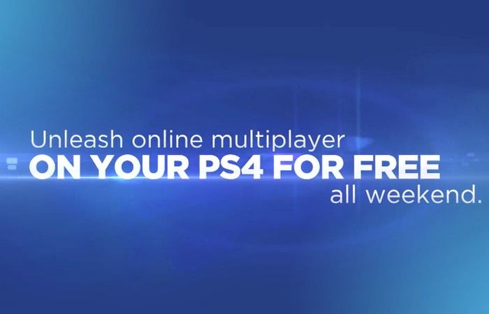 PlayStation 4 Multiplayer Opens This Weekend