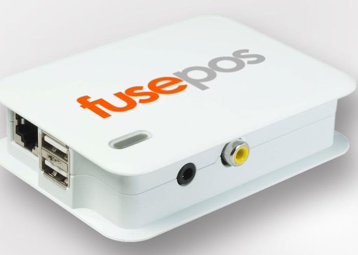 Raspberry Pi Powered FusePOS