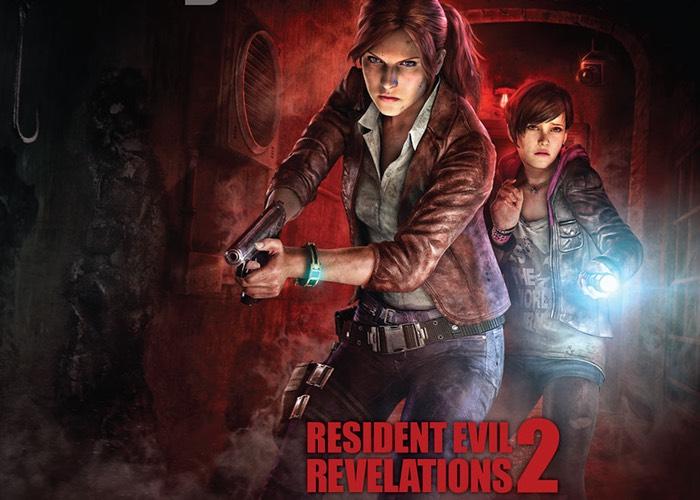 Resident Evil Revelations 2 Episode One