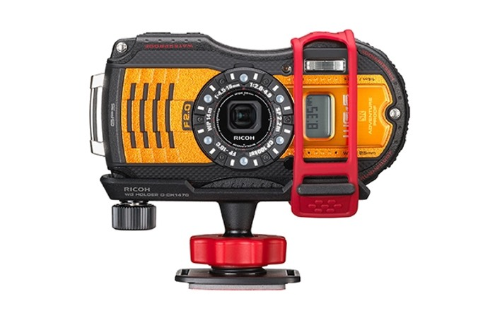 Ricoh WG-5 GPS Rugged Compact Camera