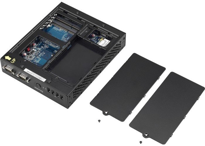Shuttle DS57U Fanless Intel Broadwell Mini PC