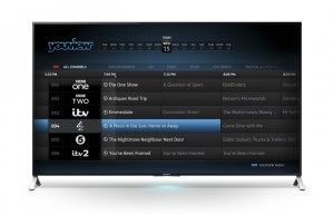 New Sony Bravia 2015 TVs To Ship With YouView Service Installed