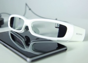 Sony SmartEyeglass Arrives At The FCC (video)