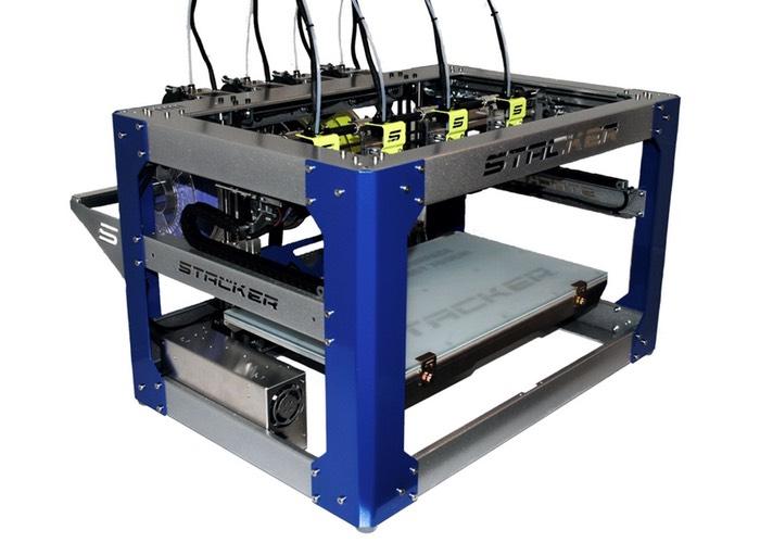 Stacker Commercial Grade 3D Printer