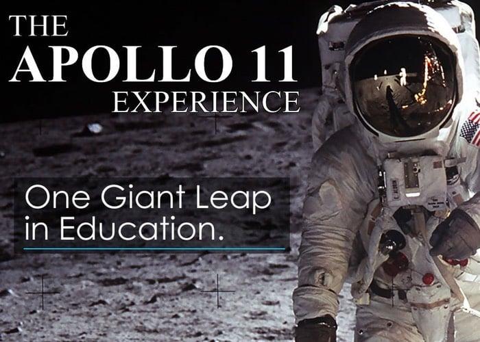 The Apollo 11 Virtual Reality Experience
