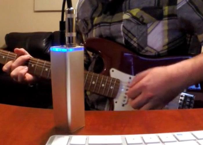 Whisper Audio Guitar Analog Headphone Practice Amp