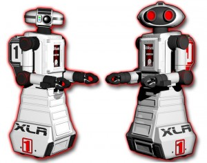 XLR-ONE Personal Robot Launches On Kickstarter (video)