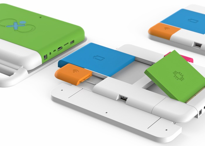 XO-Infinity Modular Laptop Design For Children Officially Unveiled