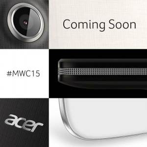 New Acer Smartphones And Wearable Coming At MWC 2015