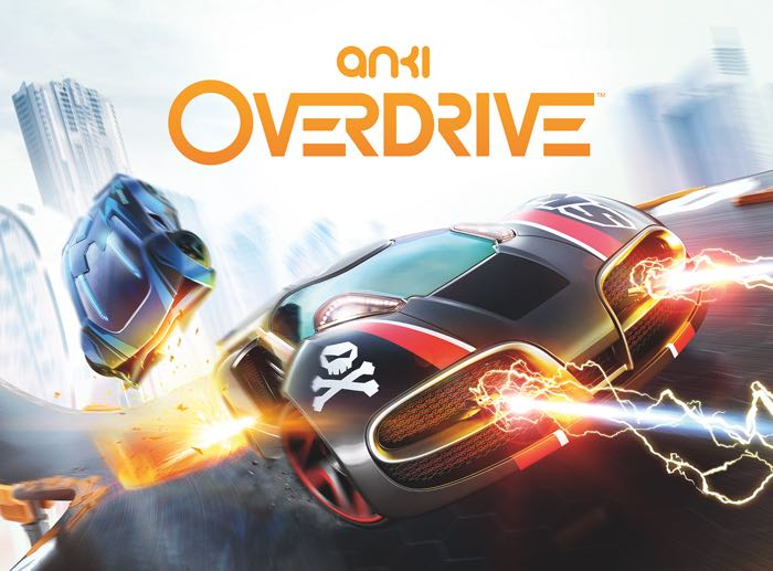 anki overdrive ai robotic race cars announced. Black Bedroom Furniture Sets. Home Design Ideas