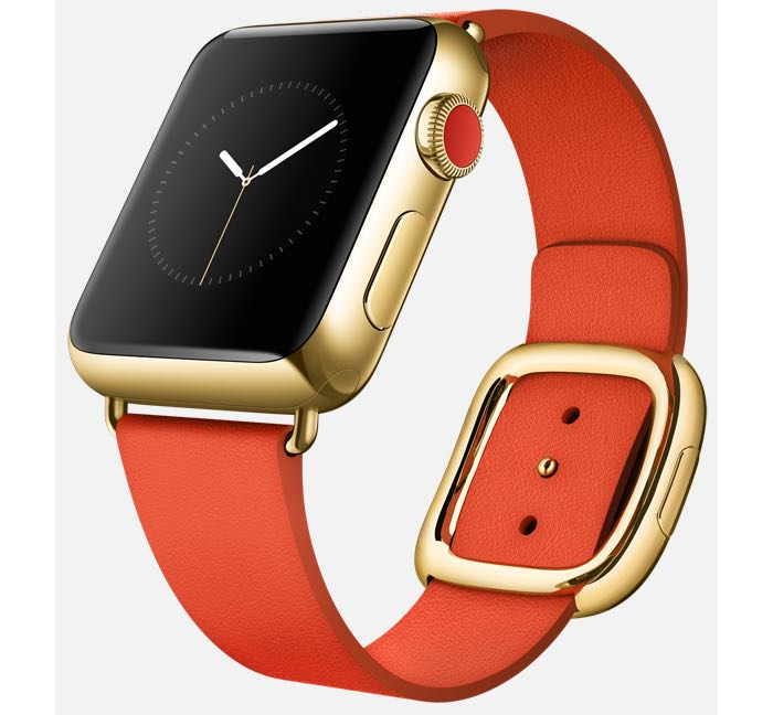 18K Gold Apple Watch May Cost $10,000 (Rumor