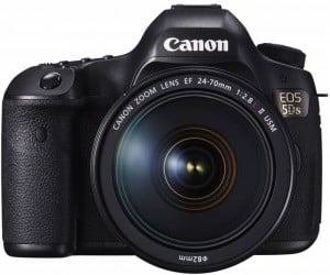 Canon EOS 5DS And 5DS R Pack A Massive 50.6 MP Sensor