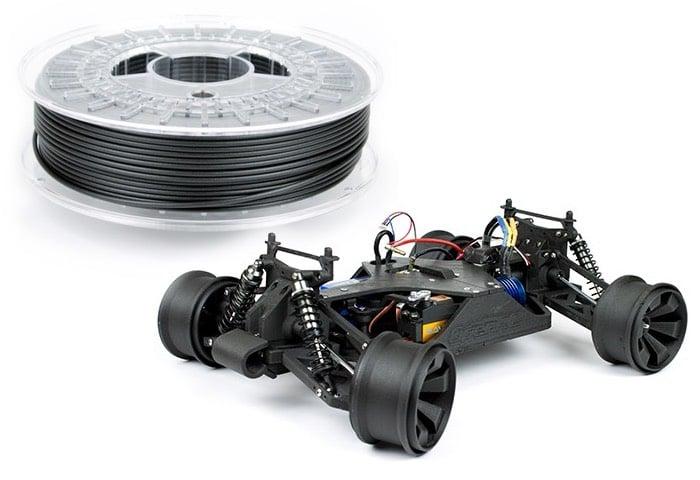 carbon fiber 3d filament