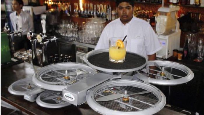 drone waiter