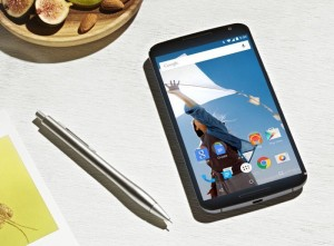 Google Nexus 6 Lands On Amazon